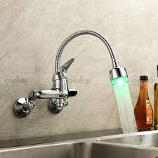 single handle wall mount kitchen faucet home design