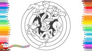 coloring pages looney tunes u0027 bugs bunny daffy duck road runner