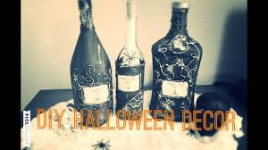 diy halloween potion bottles youtube