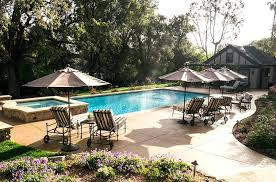 pool area concrete pool decks photo gallery view in gallery relaxing pool area
