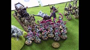 thanksgiving report age of sigmar battle report 3 thanksgiving slaanesh daemons vs