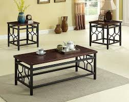 discount coffee tables end tables american freight benjamin 3 piece table set
