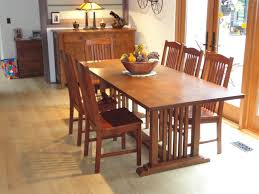 Mission Style Dining Room Set by Tables U0026 Chairs Design Service House Visit Or In Our Studio