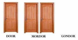 Door Meme - i simply a door puns d meme by grammarnazi92 memedroid