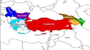 Map Of Turkey And Syria by Future Map Of Turkey 2023 Real Map Youtube