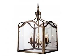 Indoor Lantern Pendant Light Glass Lights Lantern Table L Kitchen Decoration Brass
