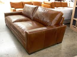 Chestnut Leather Sofa 96 U2033 Braxton Leather Sofa In Brompton Classic Vintage The Leather