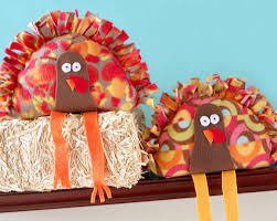 stuffed turkey craft for thanksgiving day activities