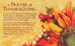 thanksgiving day prayers beautiful inspiring blessings