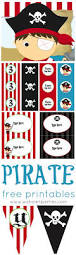 free pirate party printables editable with child u0027s name and age