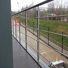 Stainless Steel Handrail Designs Solid Bar Rod Railing With Stainless Steel Handrail Design