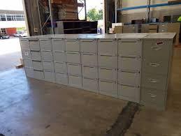 Brownbuilt Filing Cabinet Brownbuilt 4 Drawer Filing Cabinet No Keys Open Rec Handles