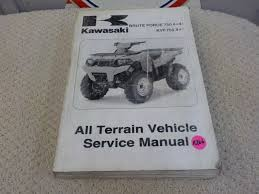 kawasaki 2008 brute force 750 4x4 kvf750 4x4 atv service manual