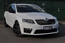 skoda octavia rs 230 2016 wagon review trade me