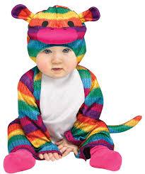 sock monkey costume rainbow sock monkey costume for infants buycostumes
