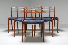 dining chairs impressive vintage danish dining chairs images