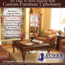 Patio Furniture Upholstery Jacobs U0027 Upholstery U0026 Patio 10 Reviews Furniture Reupholstery