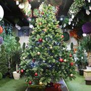 homegear 6ft artificial turquoise tree best