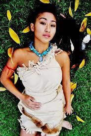 Pocahontas Costume Costume By Maelodabride On Etsy