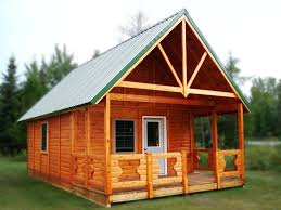 build your own cabin cheap home