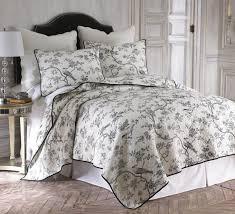 Ideas For Toile Quilt Design Brilliant Ideas For Toile Quilt Design Bedroom Awesome Toile