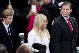 donald trump family photos the trump family at inauguration