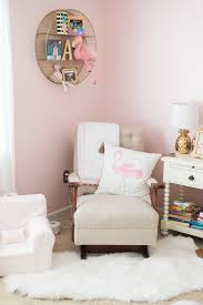 Pink Rocking Chair For Nursery Baby Flamingo Nursery Baby Kaufman Adventures Baby Kaufman