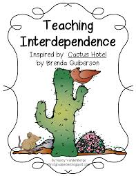 interdependency terrariums and the cactus hotel first grade wow