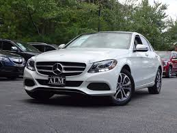 mercedes roswell ga 2017 used mercedes c class c 300 4matic sedan at alm roswell