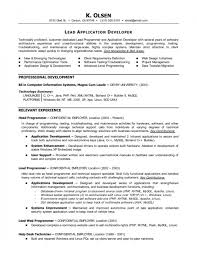 Computer Help Desk Resume Sample Resume Computer Programmer Gallery Creawizard Com