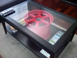 Car Wheel Coffee Table by Volk Wheels Asiangiant U0027s Blog Page 2