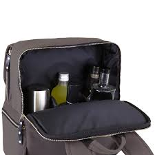 cocktail set picnic time bar backpack 16 piece portable cocktail set the
