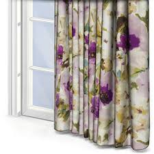 Orchid Shower Curtain Prestigious Textiles Lucido Orchid Curtain Roman Blinds Direct
