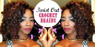 whats the best marley hair for crochet braids twist out with crochet braids youtube