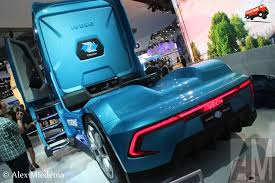 iveco z truck the zero impact concept truck that anticipates the