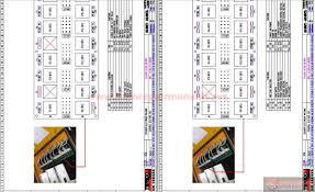 terex crane ac40 2 ac40 2l wiring diagram auto repair manual