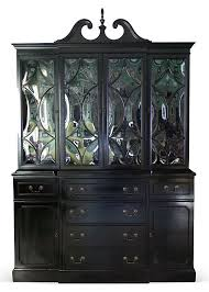 Kitchen China Cabinet Hutch Best 25 Black China Cabinets Ideas On Pinterest Black Hutch
