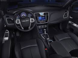 2015 Chrysler 200s Interior Chrysler 200 Convertible 2011 Pictures Information U0026 Specs