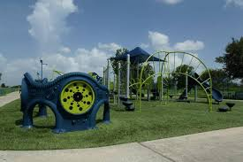 centennial park community parks city of pearland tx