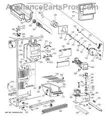 ge wr51x10029 defrost heater assembly appliancepartspros com