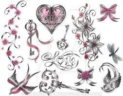 tattoos favourites by kira lightheart on deviantart