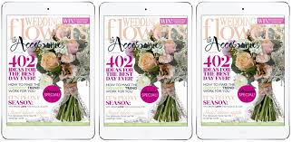wedding flowers magazine wedding online inside the issue of wedding flowers