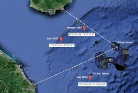 China Peak Map by Peak Oil In The South China Sea Peak Oil News And Message Boards