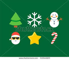 abstract flat style snowman stock vector 515541823
