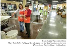 home depot expo design stores new store more like a home than a depot