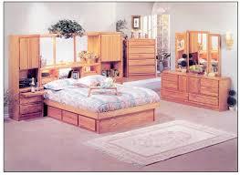 Oak Bedroom Sets Furniture by Oak Waterbed Furniture Free Shipping