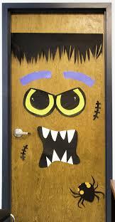 Halloween Decor Homemade 42 Homemade Halloween Door Decorations Easy Mummy Halloween Door