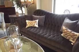 Grey Tufted Sofa by Velvet Tufted Sofa U2013 Helpformycredit Com