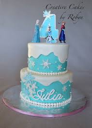 frozen birthday cakes for 10 year old girls party themes inspiration