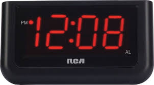 huge digital led clock wall display electric day date time